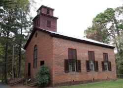 Mississippi - Rocky Springs Methodist Church