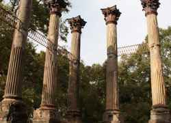 Mississippi - Windsor Ruins