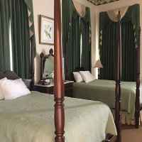 The Varina Davis Room - Two Double Beds on 2nd Floor