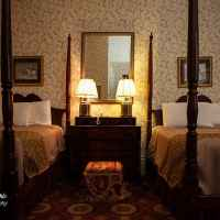 The Lowenburg Room - Two Double Beds on 1st Floor