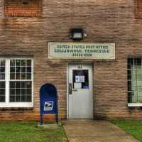Collinwood, Tennessee Post Office