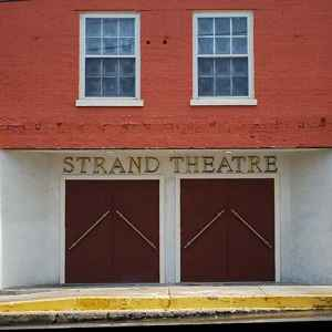 Strand Theatre - Hohenwald, Tennessee