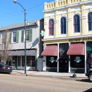 Downtown Shops - Natchez, Mississippi
