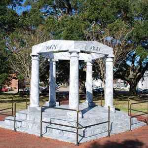 Military Monument - Natchez, Mississippi