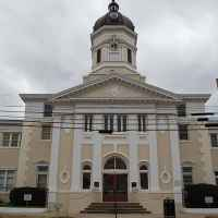 Claiborne County Courthouse - Port Gibson, Mississippi