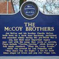 The McCoy Brothers - Mississippi Blues Trail