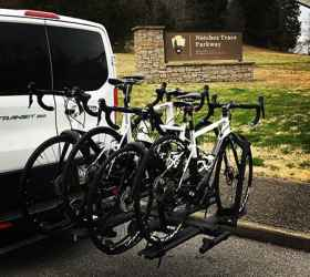 Natchez Trace Cycle Tours - Bike Tours and Shuttle Service