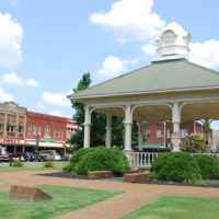 Downtown Square - Lawrenceburg, Tennessee