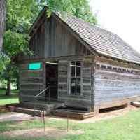 David Crockett Cabin and Museum - Lawrenceburg, Tennessee