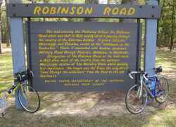 Robinson Road - Natchez Trace Parkway