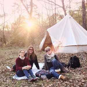 Yurt Camping - Hohenwald, Tennessee