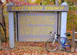 Sweetwater Branch - Natchez Trace Parkway