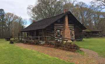 French Camp Historic Village - Natchez Trace Parkway