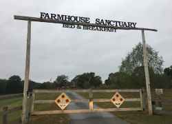 Farmhouse Sanctuary B&B - near milepost 338 -340 west of Florence, AL