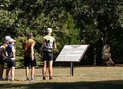 Meriwether Lewis Death & Burial Site