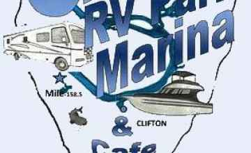 Clifton Marina and RV Park - Clifton, Tennessee on the Tennessee River