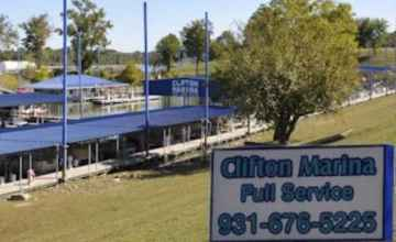 Full Service Marina - Clifton, Tennessee on the Tennessee River