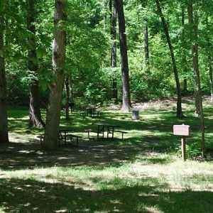 Meriwether Lewis Death & Burial Site Picnic Area - Natchez Trace Parkway