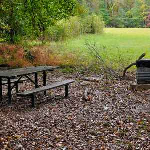 Mud Island Creek Picnic Area - Natchez Trace Parkway
