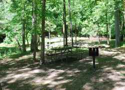 Meriwether Lewis Death and Burial Site - Natchez Trace Parkway