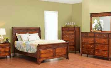 Eminence Bedroom - O'Reilly's Amish Furniture